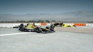 "2018 FORMULA 1 ""F1"" vs ""INDYCAR"" DRAG RACE!!! | Forza 7"