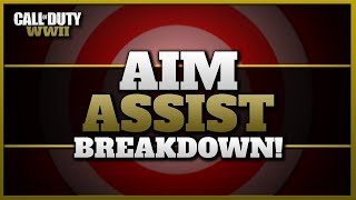 What's up with Aim Assist in CoD WW2? (Rotation vs Slowdown)
