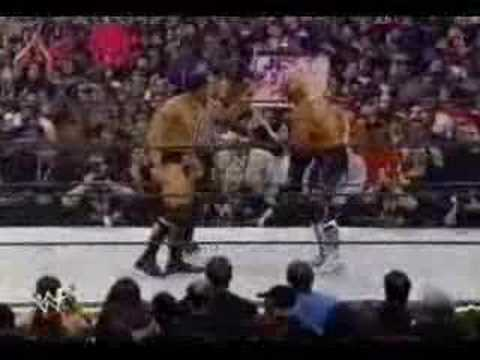 hulk hogan vs the rock part 3