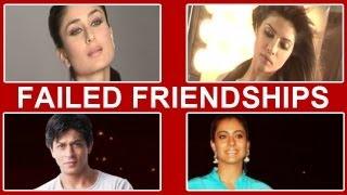 Broken friendships of Bollywood | Shahrukh Khan, Akshay Kumar, Priyanka Chopra, Karan Johar & more