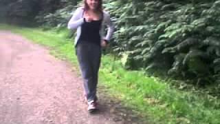 erin + her walk ;L xxx.3GP