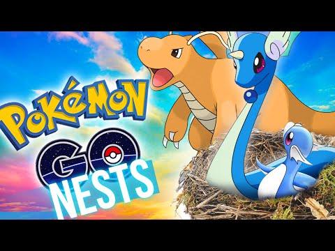 Pokemon Go - How to find RARE Pokemon Nests!