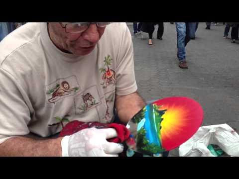 In San Jose Costa Rica Meet this Amazing Street Artist Salas May 29 2013