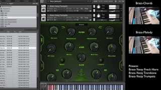 StudioLinked - ILLUMINATI Virtual Instrument (Inspired by Jay-Z,KANYE,J.COLE)