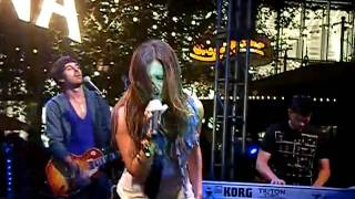 Ashley Tisdale Concert at The Americana at Brand 2009 - What If