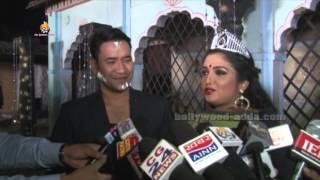 Nirahua Gave Special Birthday Surprise To Amrpali Dube - Bhojpuri Actress