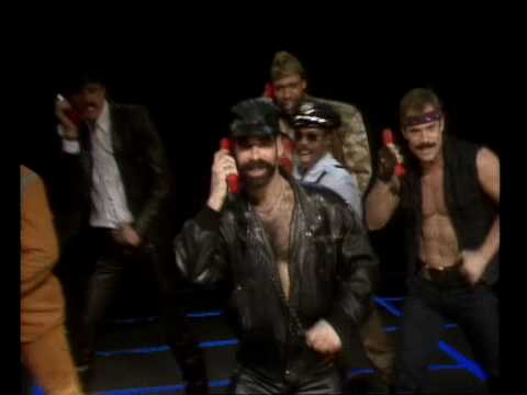 Village People - Sex Over The Phone OFFICIAL Music Video 1985