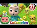 Download Video Download Five Little Ducks 2 | +More Nursery Rhymes & Kids Songs - Cocomelon (ABCkidTV) 3GP MP4 FLV