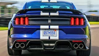 2019 Shelby GT350 – Faster than ever