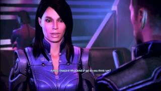 Mass Effect 3: Citadel - Ashley Romance