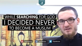 While Searching for God I Decided Never to Become a Muslim   Salahadeen