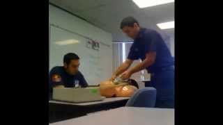 Westmed Paramedic Class 9/11/2007