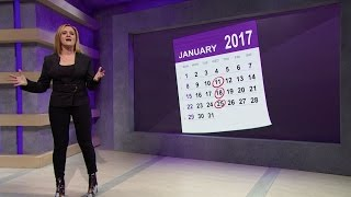 See You Wednesdays, 2017! | Full Frontal with Samantha Bee | TBS
