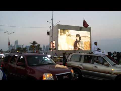 Jesus blessing me telugu song national day Qatar