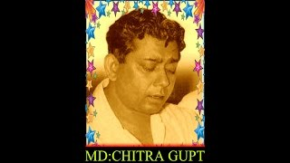 .CHITRAGUPT-Film-SAUDAMINI-[1950]-Kaali Ghata Hat Gayi-[Great Gem-My Fav]