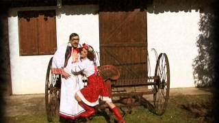 Oskar i Slavica Cukteras // Zmija i zaba (Original video official)