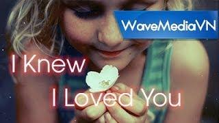 [Video Lyric] I Knew I Loved You - Savage Garden