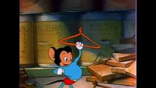 """Terrytoons Mighty Mouse - """"He Dood It Again"""" (1943)"""