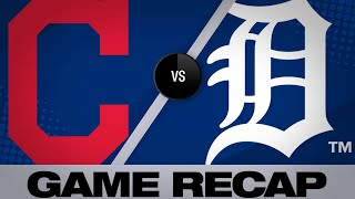 Bieber K's 12 to earn 6th win of the year | Indians-Tigers Game Highlights 6/15/19