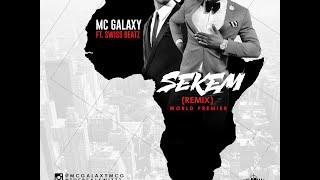 MC Galaxy ft Swizz Beatz - Sekem Remix