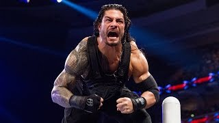 4 times Roman Reigns made history