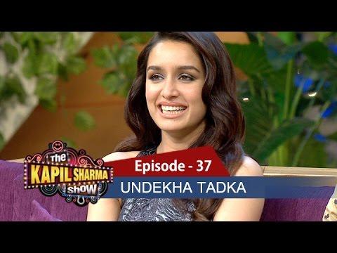 Xxx Mp4 Undekha Tadka Ep 37 Shraddha Kapoor Aditya Roy Kapur The Kapil Sharma Show SonyLIV HD 3gp Sex