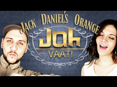 JACK DANIEL'S ORANGE - JOH Feat. VAATI (CLIP OFFICIEL)