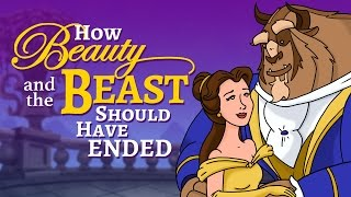 How Beauty and the Beast Should Have Ended (1991)