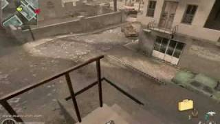 Best Sniper shot ever COD 4
