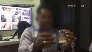 Detik-detik Penangkapan Kurir Pembawa Narkoba di Sarung - Customs Protection