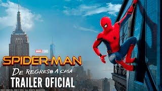 Spider-Man: De Regreso a Casa - Trailer Oficial - Sony Pictures