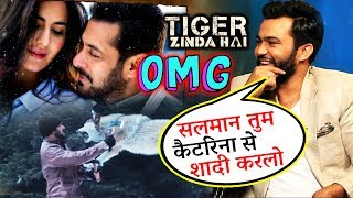 Salman Khan FIGHTS With Wolves In Tiger Zinda Hai, Salman And Katrina Are Back Together
