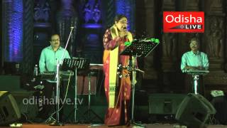 Usha Uthup - Modern Odia Song - Katakaru Rajadhani - HD
