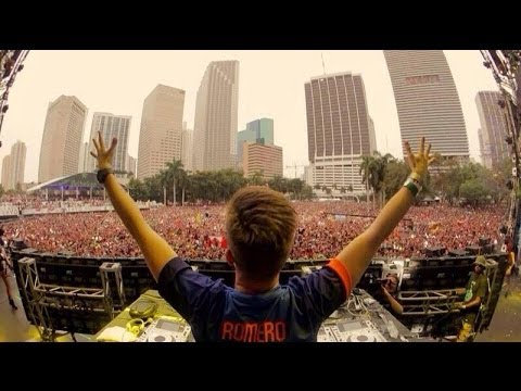 Nicky Romero - Ultra Music Festival 2014 - Full Set Mainstage 293 - UMF.TV