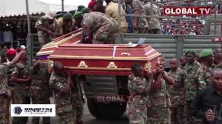 Full Video: Majeneza 35 ya Wanafunzi  Yakishushwa Kwenye Gari Arusha