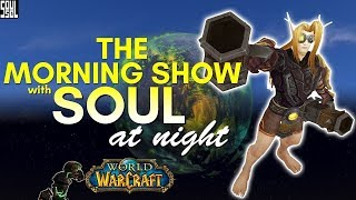 Talking with viewers about diplomacy, alpha reactions, Sylvanas in the Morning Show with Soul