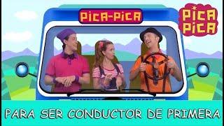 Pica-Pica - Para ser conductor de primera (Videoclip Oficial)