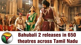 BREAKING NEWS | Baahubali 2: Morning shows cancelled all across Tamil Nadu