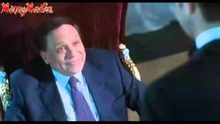 عادل امام يقلد الرئيس