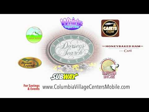Dorsey's Search Village Center Dining Commercial