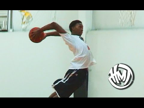 Kwe Parker Is The BEST Dunker In High School! 6'2 Guard With BOUNCE!