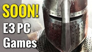 Top 10 Upcoming PC Games   E3 2016