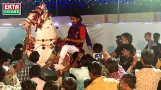 JIGNESH KAVIRAJ ની જોરદાર એન્ટ્રી - Meladi Madi Aaya Re Khanusadham - 01 | New Gujarati Garba 2017