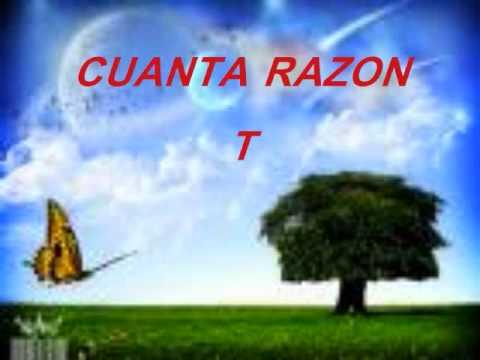 CUANTA RAZON TENIAS PAPA. JUAN MORALES &NINI ESTRADA