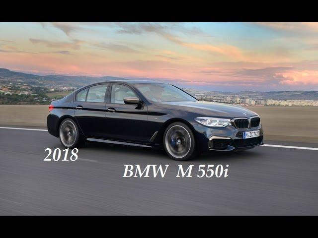 2018 BMW M 550i