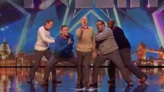 (Napisy)Brytyjski Mam Talent 9 - Old Men Grooving