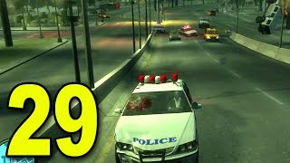 Grand Theft Auto 4 - Part 29 - Epic Police Chase! (Let's Play / Walkthrough / Guide)