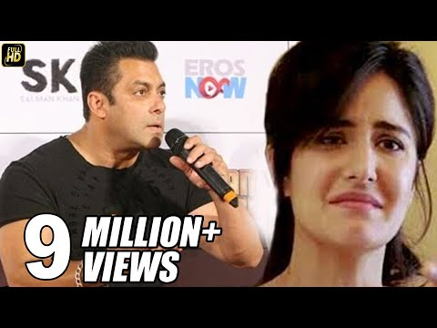 Salman Khan Gets ANGRY On Media When Asked About Ex-Girlfriends Katrina Kaif & Aishwarya Rai
