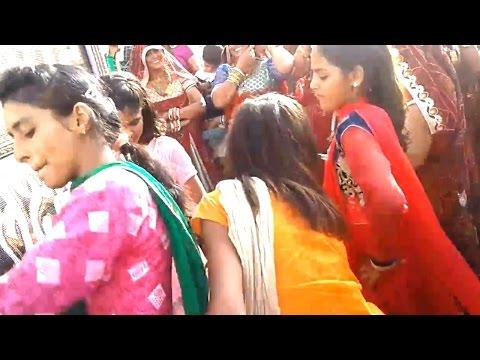 ले नाच बीनणी || rajasthani marwadi girls shekhawati marriage dance || rajasthani hip hop dance
