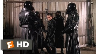 Equilibrium (7/12) Movie CLIP - Joining the Resistance (2002) HD